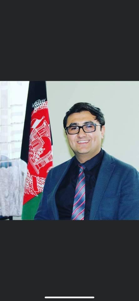 محترم پوهندوی سید مبین هاشمی  معاون امور علمی دانشگاه پروان